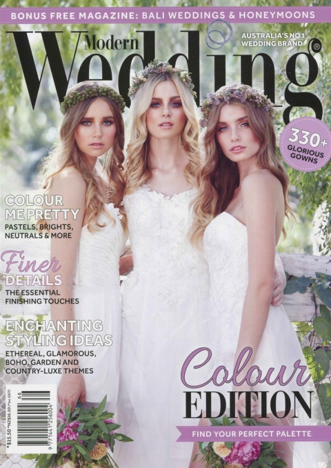 As Seen And Published Among Other Amazing Photographers Around The Globe On Modern Wedding Magazine Vol 66 Australia S No 1 Brand