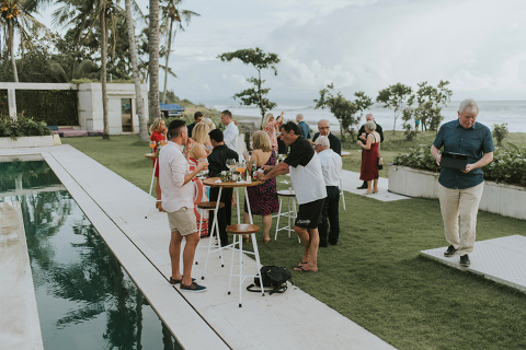 Villa Vedas Bali Wedding Aimee Massimo Evermotion Photography